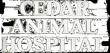 Cedar Animal Hospital logo